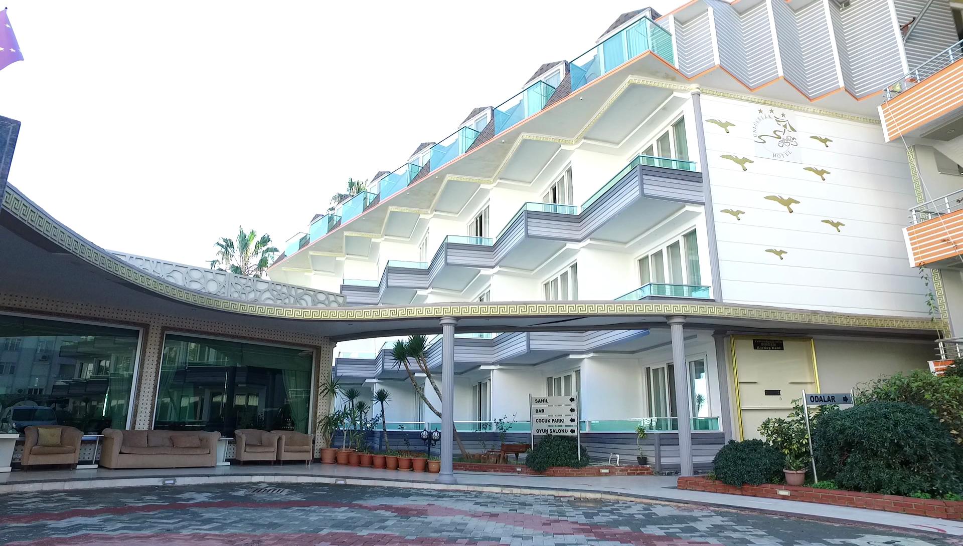 ünlüselek otel 2